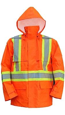 Open Road 150D Ripstop Jacket Orange 6323JO XXXXXL