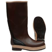 Viking NBR Rubber Boot, Non-Safety, Brown (VW29-11)