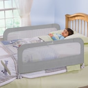 Summer Infant Double Safety Bedrail, Grey