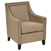 Kosas Home Debra Arm Chair; Camel