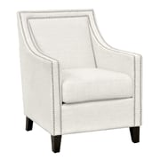 Kosas Home Debra Arm Chair; Ivory