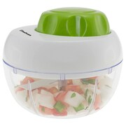 Freshware Mini Vegetable, Fruit, and Nut Chopper