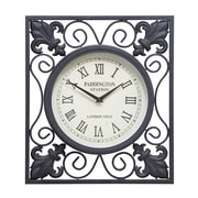 Woodland Imports Home Interior Fashion Wall Clock