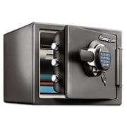 SentrySafe Fireproof Electronic with Key Lock Security Safe 0.8 CuFt