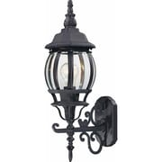 Aurora Lighting A19 Outdoor Wall Sconce Lamp (STL-VME587409)