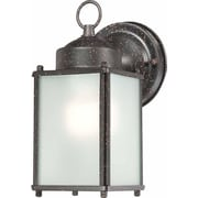 Aurora Lighting T3 COIL Outdoor Wall Sconce Lamp (STL-VME816909)