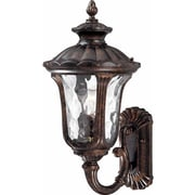 Aurora Lighting A19 Outdoor Wall Sconce Lamp (STL-VME284636)