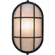 Aurora Lighting A19 Outdoor Wall Sconce Lamp (STL-VME588604)