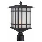 Aurora Lighting A19 Outdoor Post Mount Lamp (STL-VME983461)