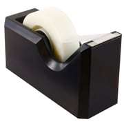 JAM Paper® Modern Tape Dispenser, Black (338bl)