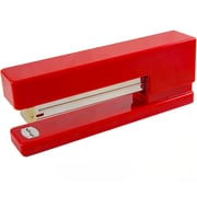 JAM Paper® Modern Desk Stapler, Red, Sold Individually (337RE)