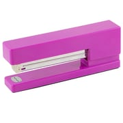 JAM Paper® Modern Desk Stapler, Pink, Sold Individually (337PI)