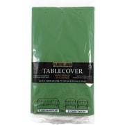 JAM Paper® Paper Table Cover, Rectangular, Green, 1/Pack (291329699)
