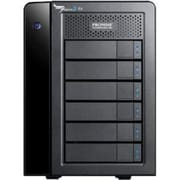 Promise Pegasus2 R6 DAS Array 6 x HDD Supported 6 x HDD Installed 24 TB Installed HDD Capacity (P2R6HD24US)