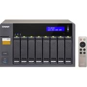 Qnap® Turbo NAS 8-Bay Hot Swappable NAS Server, TS-853A-4G-US