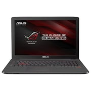 "ASUS® ROG GL752 GL752VW-DH71 17.3"" Notebook, LCD, Intel i7-6700HQ, 1TB HDD, 16GB RAM, WIN 10, Gray"