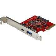 StarTech.com® PEXUSB311A1C 2-Port USB 3.1 10 Gbps Plug-in Card