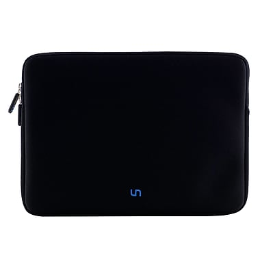 Uncommon – Étui en néoprène pour MacBook de 12 po, noir