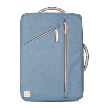 Moshi – Sac à dos Venturo pour ordinateurs portatifs de 15 po, bleu
