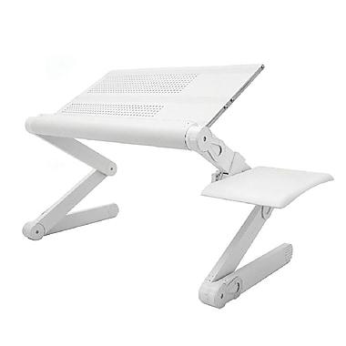 XT – Extension de bureau debout, blanc