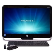 Refurbished HP 21-H013W Intel Pentium G3220T 1TB SATA 4GB Microsoft Windows 8.1 All-in-One