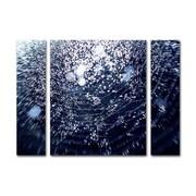 "Trademark Fine Art ''50 Shapes'' by Beata Czyzowska Young 30"" x 41"" Multi Panel Art Set Large (886511916357)"