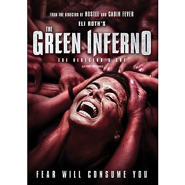 Green Inferno (DVD)