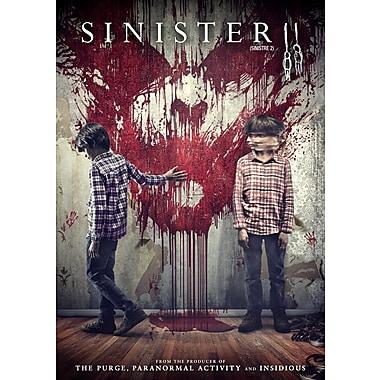 Sinistre 2 (DVD)