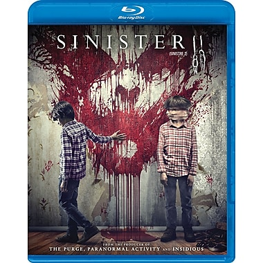 Sinistre 2 (Blu-ray)