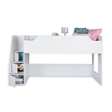 South Shore Mobby Twin Loft Bed (39
