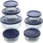 Pyrex Storage Plus 14 Piece Food Storage Container Set