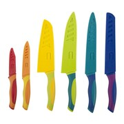 Core Kitchen 6 Piece Color Knife Set