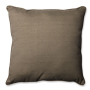 Pillow Perfect Monti Chino Outdoor/Indoor Throw Pillow