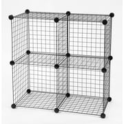 IRIS® 4 Pack Wire Cube Set (260150)