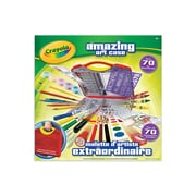 Crayola® Amazing Art Case, 70 Pieces