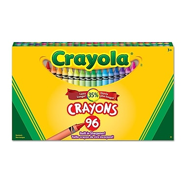 Crayola® Big Box, 96 Crayons