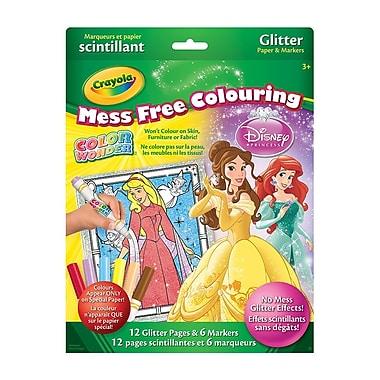 Crayola® - Marqueurs et papier Color Wonder - Princesse