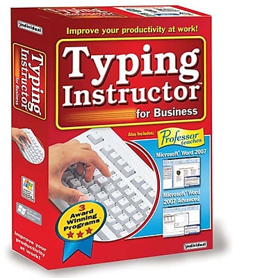 Typing Instructor for Business 2. 0 for Windows 1 User [Download]