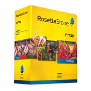 Rosetta Stone Hebrew Level 1 for Windows (1-2 Users) [Download]