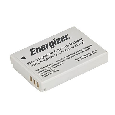 Energizer® ENB-C5L Digital Replacement Battery NB-5L For Canon IXUS 970 IS