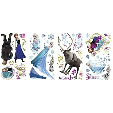 RoomMates® Frozen Peel and Stick Wall Decal, 10