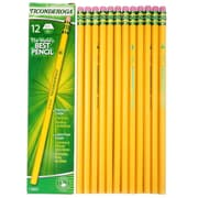 Dixon Ticonderoga® Pencils, #3 Hard, Dozen
