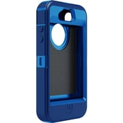 Otterbox Defender Cases for iPhone 4s, Ocean Blue/Blue