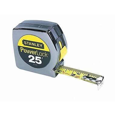 Stanley® PowerLock® Heavy-Duty 25' Tape Measure