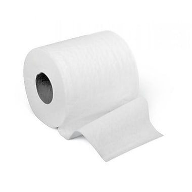 Medline® Green Tree™ Basics Standard 2-PlyToilet Paper, White