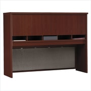 Bush Business Westfield 60W Hutch, Cherry Mahogany