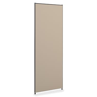 basyx by HON Verse Series 72''Hx30''W Privacy Panel, Gray (BSX-P7230GYGY)