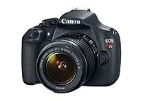 Canon EOS Rebel T5 18-55 IS II 18 Megapixels Digital Camera, Black