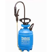 H. D. Hudson® Bugwiser® 50 psi Transparent Blue Polyethylene Sprayer, 2 gal