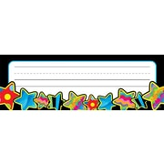 Creative Teaching Press™ Infant - 6th Grades Name Plate, Poppin Patterns® Stars